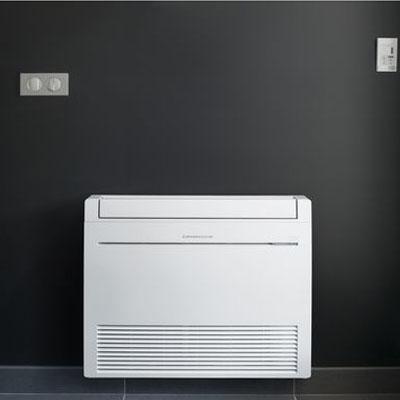 installation d 39 une climatisation console aix en provence et le tholonet 13100