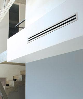 installation d 39 une climatisation gainable aix en. Black Bedroom Furniture Sets. Home Design Ideas